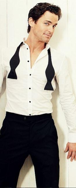 one hella hunk o handsome