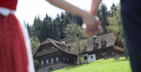 Der Gaisrieglhof bei Schloss Obermayerhofen ist ein besonderes Schmuckstück. Nicht nur zum Heiraten perfekt ;-)