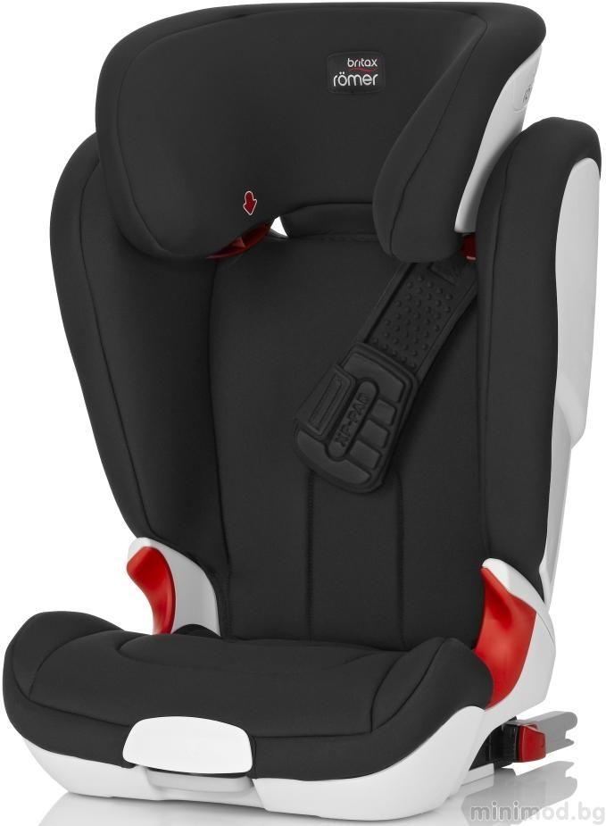 Britax Romer Stol Za Kola Kidfix Xp 15 36 Kg Cosmos Black Minimod Car Seats Toddler Car Seat Baby Car Seats