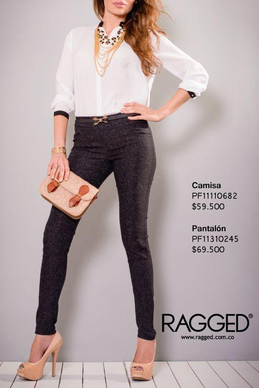 Look Semanal #RAGGED