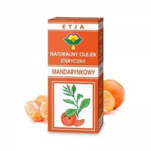 Eteryczny Olejek Mandarynkowy 10 ml ETJA