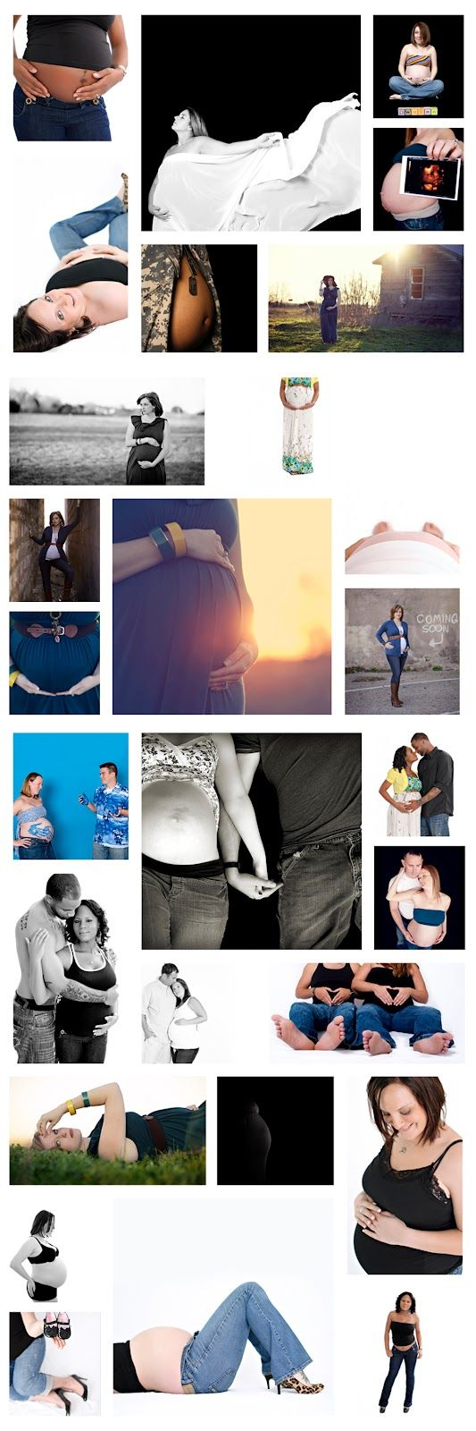 maternity poses and tips