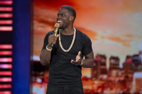 nice 'Kevin Hart: What Now?' documents a sold-out comedy show at a football stadium