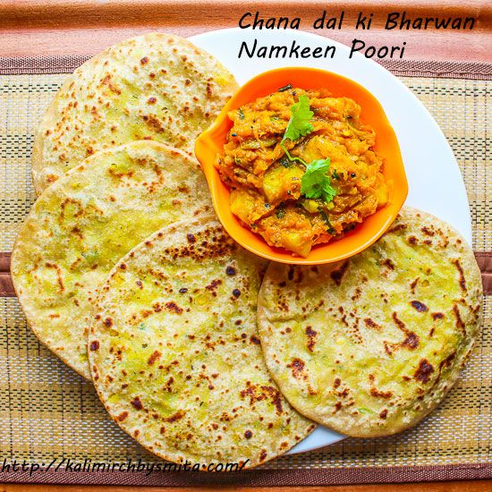 In UP, the combination of poori and kaddu ki sabzi (pumpkin vegetable) is a kind of inseparable. You get these combination recipes on streets of cities in UP. My MIL tells me she still craves for the poori-kaddu ki sabzi that she had tasted on food stalls at Holy ghats of Vindyachal.