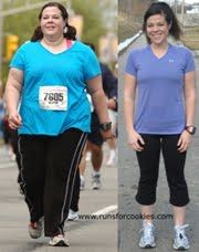 This blog is giving me inspiration to lose weight! She is so much like me...I just need to do this once and for all! She has some great ideas!