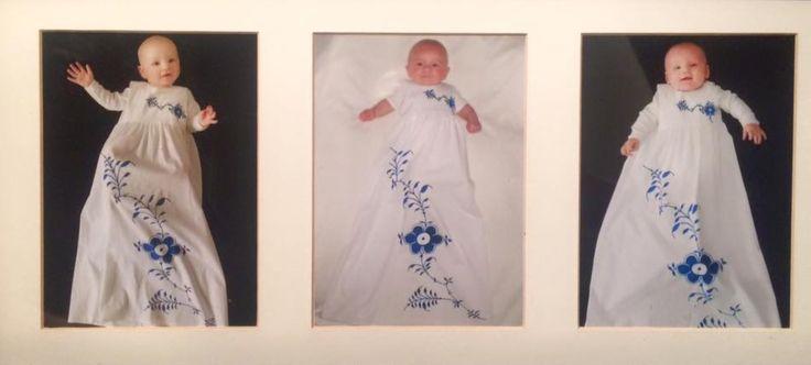 Dåbskjole / babtise dress