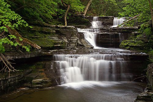 Buttermilk Falls, Ithaca NY: Buttermilk Falls3, States Parks, State Parks, Favorite Places, Buttermilk Fall 3, Vacations Ideas, Ithaca Ny, Fall States, Gymnastics Camps