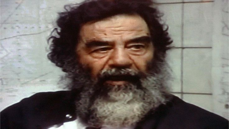 Ex-CIA agent John Nixon describes how he interrogated former Iraqi President Saddam Hussein after his capture.