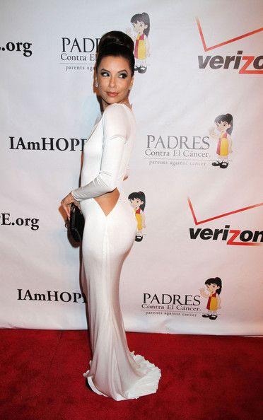 Eva Longoria Photos: Celebs at the Padres Contra El Cancer Gala