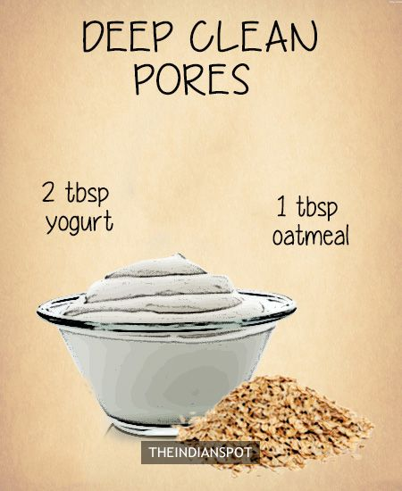 10 Amazing 2 ingredients all natural homemade face masks   THEINDIANSPOT