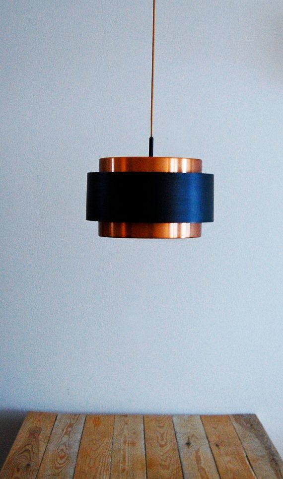 Saturn ceiling pendant by Jo Hammerborg