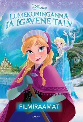 LUMEKUNINGANNA JA IGAVENE TALV. FILMIRAAMAT. Printsess Elsa oskab võluda lund ja jääd, ent see haruldane võime toob talle palju muret. Lõpuks on ta sunnitud kuningriigist põgenema ja seab end sisse ihuüksi jääst palees. Tema noorem õde Anna aga ei jäta jonni ning võtab nõuks Elsa üles otsida.