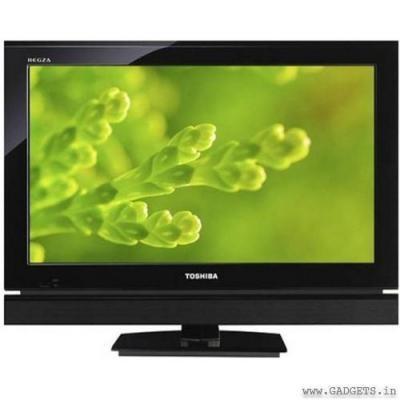 Cool Toshiba PBZE LCD HD Ready USB HDMI W Sound Output inch TV