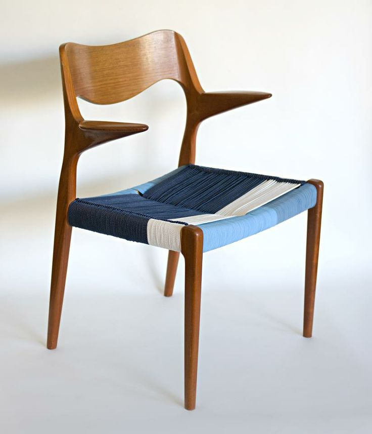 Niels Möller Chair reloaded by Tünde Újszászi