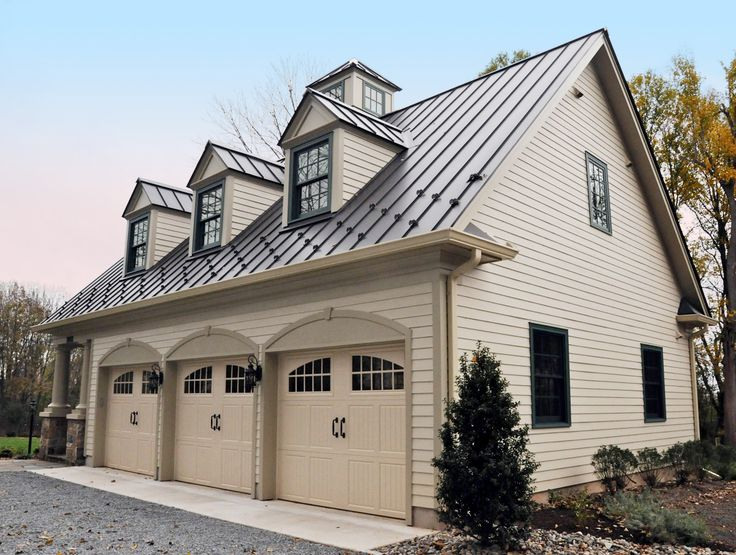 78 best cool garages images on pinterest carriage doors for Cool garage apartment plans