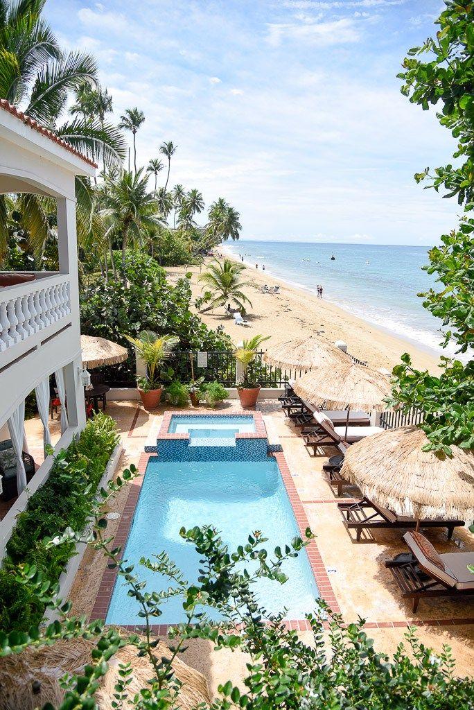 Tres Sirenas Boutique Hotel / Rincon, Puerto Rico