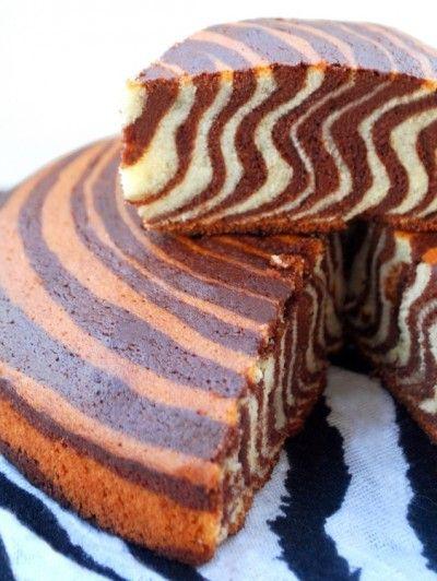 750 grammes vous propose cette recette de cuisine : Gâteau tigré ou zebré. Recette notée 3.9/5 par 17 votants