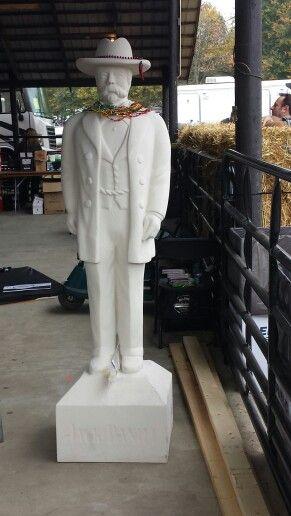 Jack statue