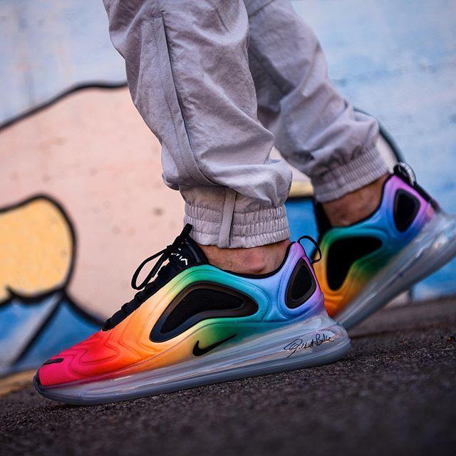 air max 720 arcobaleno