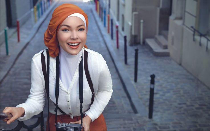 jasa makeup muslimah di senayan city jakarta