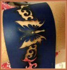 How To Create Your Own Airbrush Art Stencils