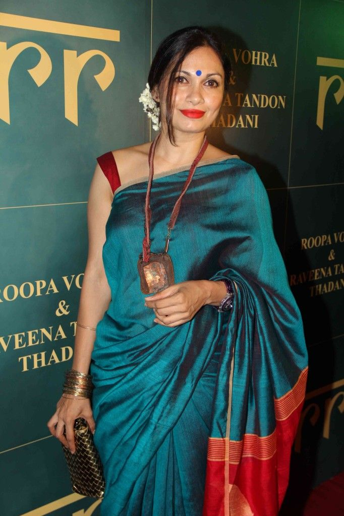 all actress in handloom saree - Google Search