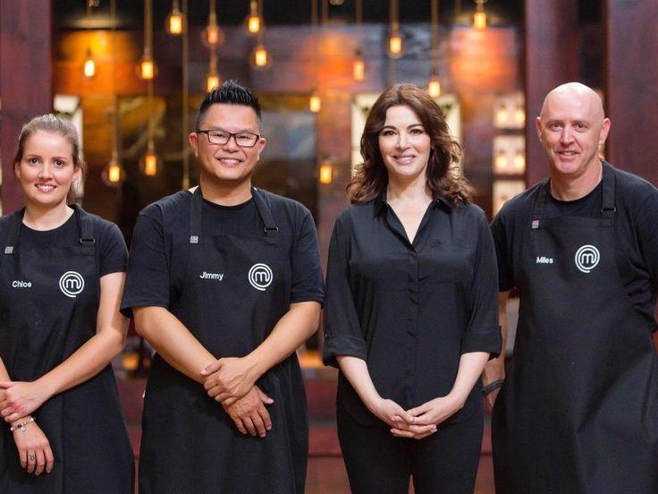Guest judges on celebrity masterchef recipes