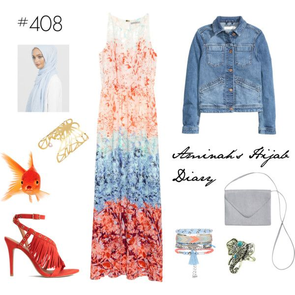 Aminah´s Hijab Diary #hijab #hijabfashion #modest #fashion #look #style #outfit #ootd #muslimah #germany #hm #summer