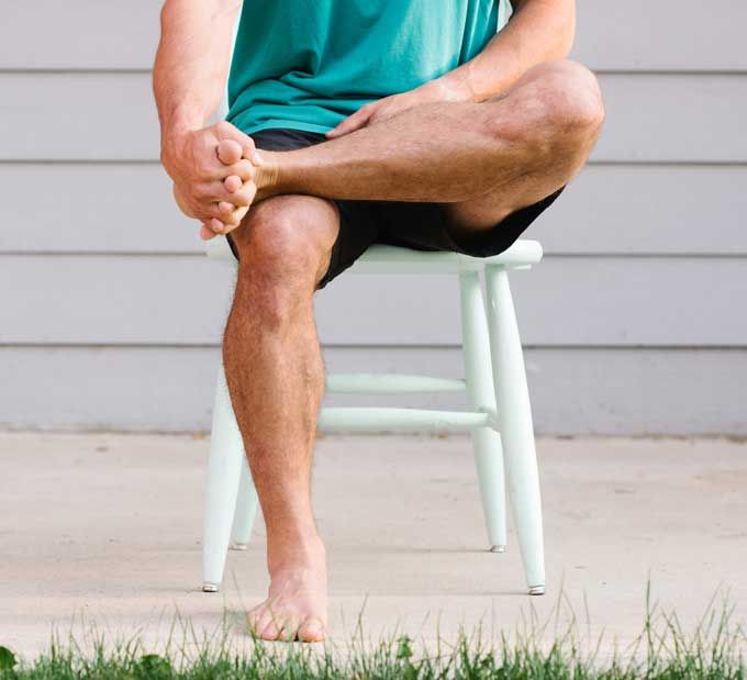 A Simple Solution to Heal Plantar Fasciitis:Our bones do what our muscles tell them to do; in infancy and toddlerhood, the actions of crawling and learning to walk compelled our foot muscles to tell our foot bones what they needed to hear in order to develop arches. With proper alignment exercises, that process can be duplicated in adulthood.