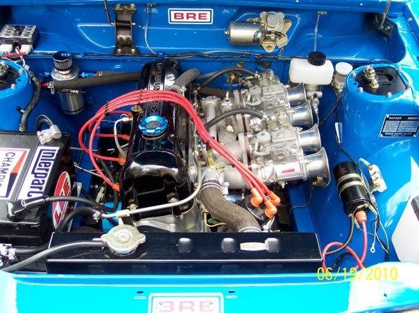 Engine Compartment My Datsun 510 Datsun Car Datsun