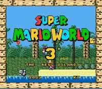 Play Super Mario World 3 – The New Islands Online