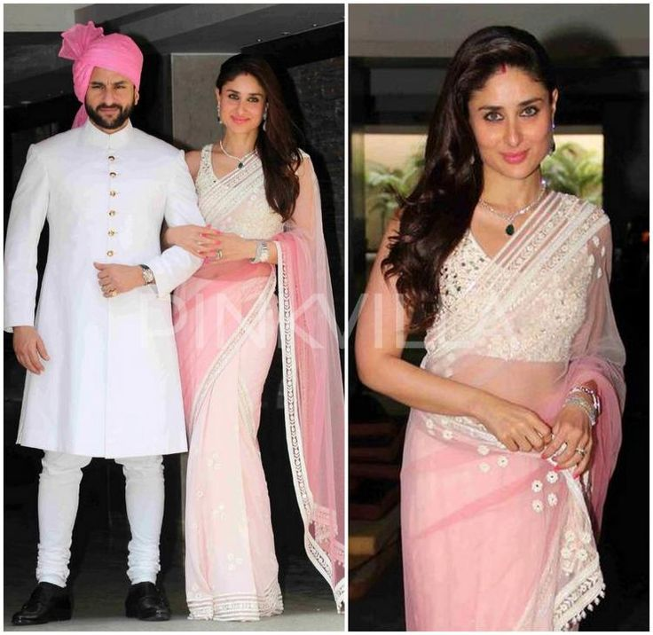 Yay or Nay : Kareena Kapoor Khan in Manish Malhotra at Soha's wedding | PINKVILLA
