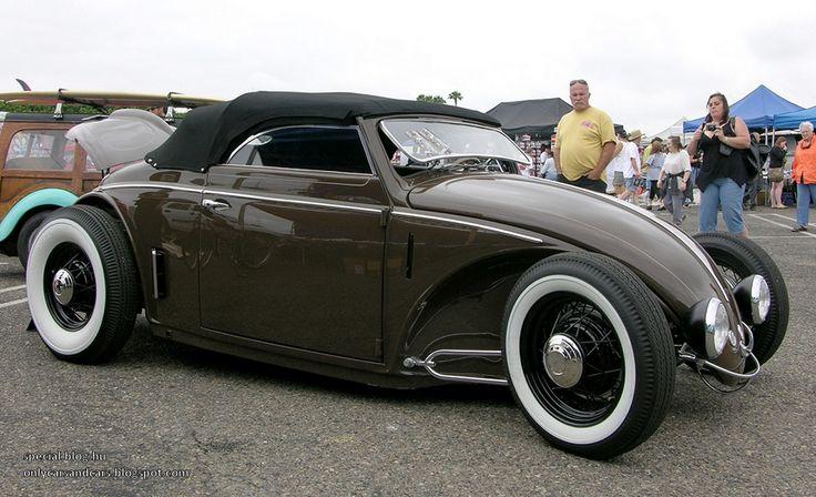 special cars volkswagen beetle bug custom quotheb rodquot i