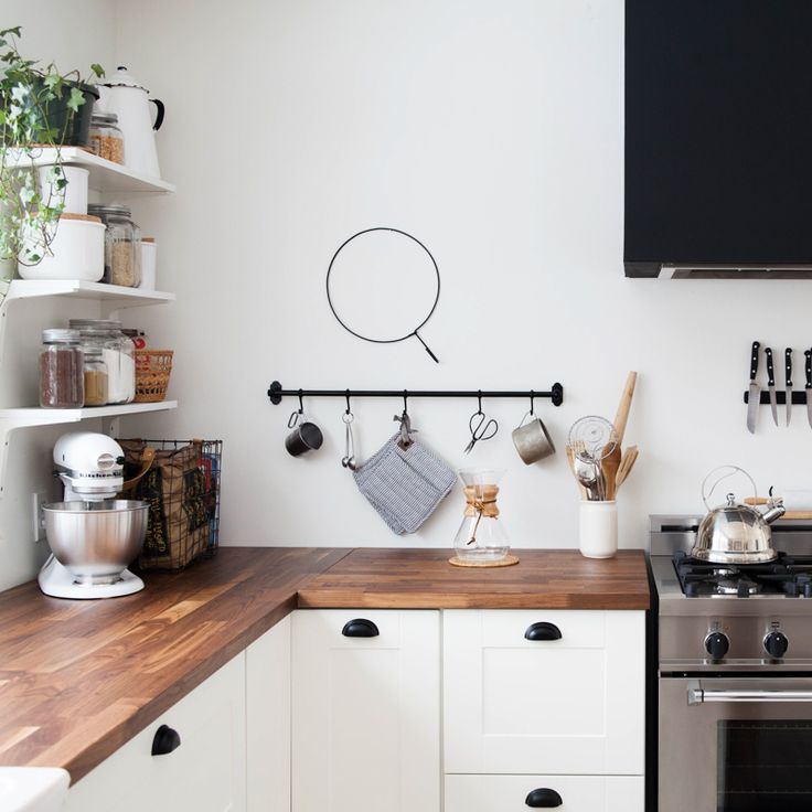 Ikea Kitchen Makeover: Before And After: A Dated, Dark Kitchen Gets A DIY Remodel