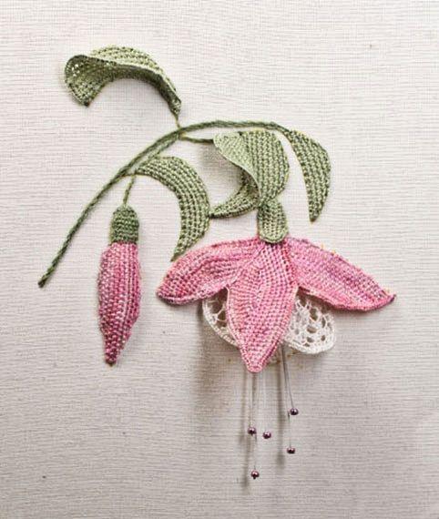needlelace flower