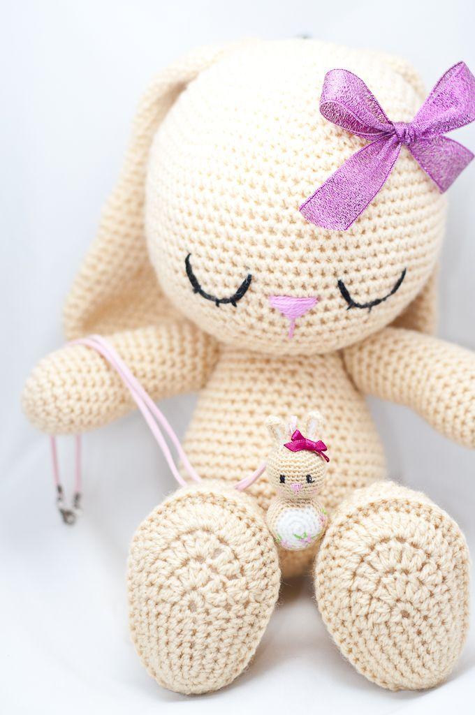 Precioso amigurumi de Melma Amigurumi (編み包み) es una palabra japonesa que significa literalmente peluche tejido. Aunque en realidad...