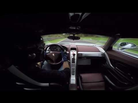 Video: Watch this Porsche Carrera GT driver enjoy Nurburgring Nordschleife