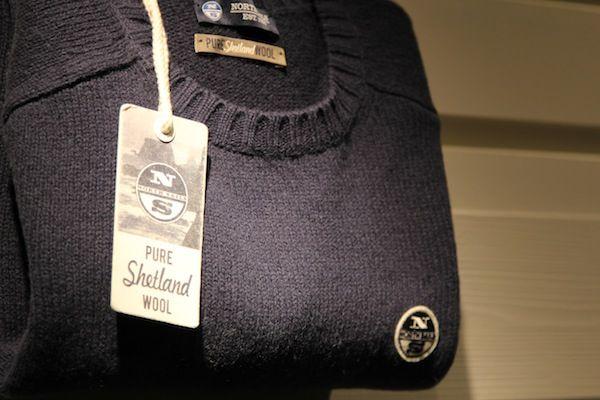 #North #Sails #Pitti #Immagine #Man #2014 #2015 #Fall #Winter #Knitwear #wool #shetland #sweater