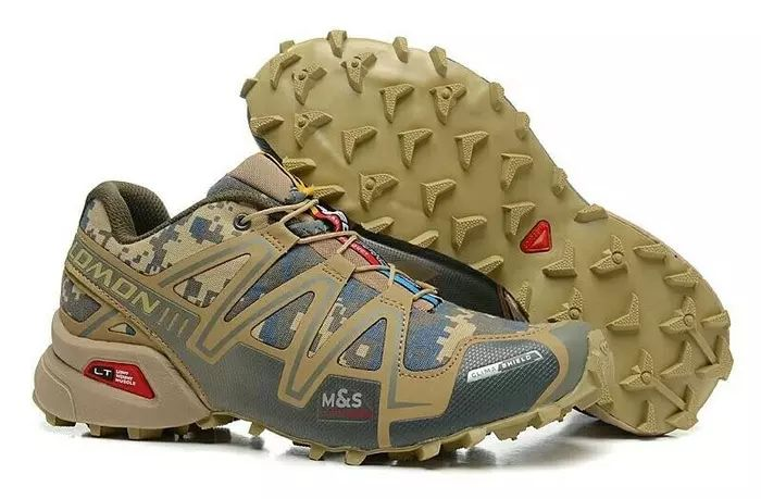 Sepatu Tactical Salomon Military  01f924f074