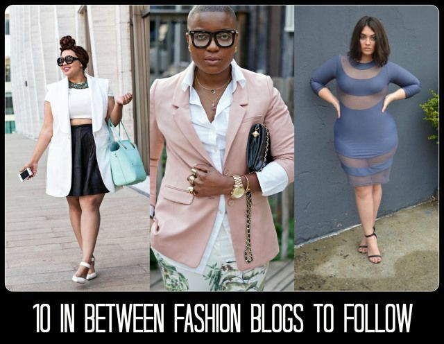 These bloggers are stylish, sassy, and a whole lot of curvy. Follow these 10 curvy bloggers for plus size style, food, travel and more.