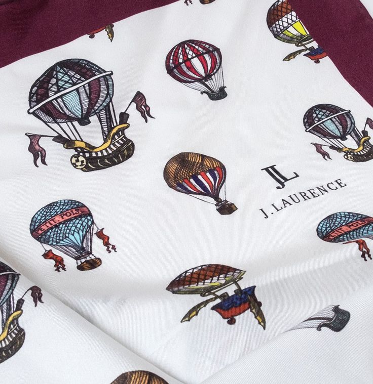 Hand illustrated hot air balloons through the ages. Great to give as a gift or enjoy for yourself.