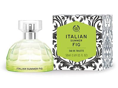The Body Shop Voyage Collection Italian Fig