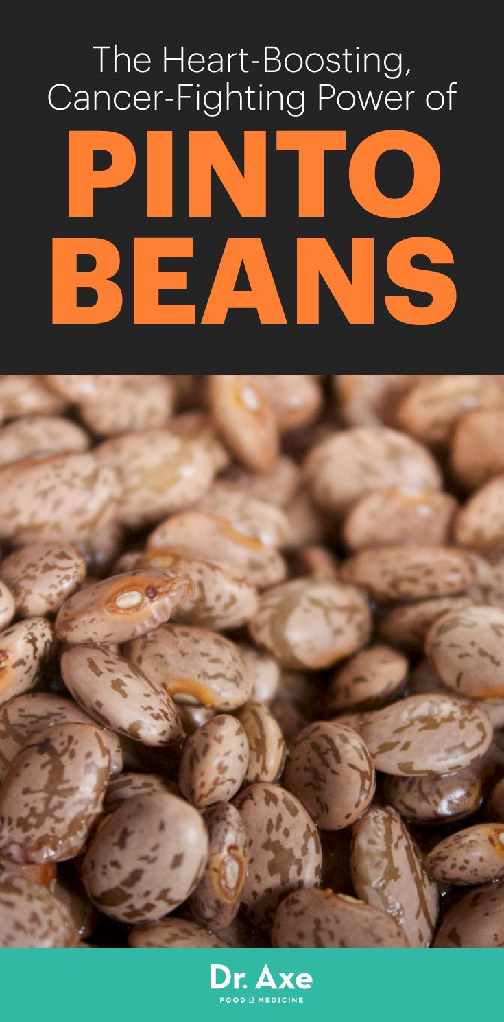 It's easy to make jokes about different types of beans and the effects they have on flatulence, but the focus should be on just how nutritious things like pinto beans can be for our health.
