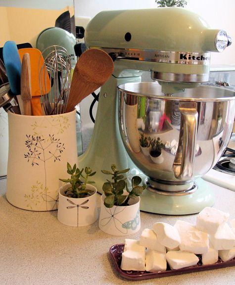 Kitchen Aid Mixer! | Dream Kitchen | Pinterest | Pistachios, I Want And  Colors