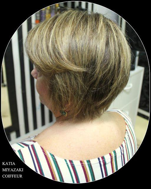 Katia Miyazaki Coiffeur - Salão de Beleza em Floripa: corte feminino - franja - cabelo modelado - Salão ...