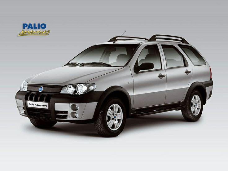 Fiat Palio Adventure 2006