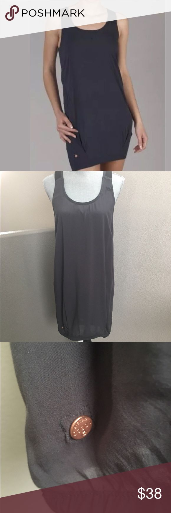 G Star Raw Bando Dandy Charcoal Grey Dress M Excellent Condition Size M Cute with leggings too G Star Raw Dresses Mini