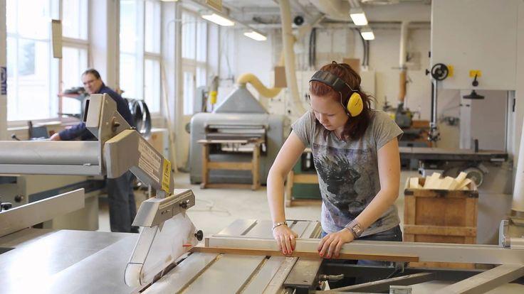 Lahden ammattikorkeakoulu - Materiaalitekniikka - Sanni ja Tuomas