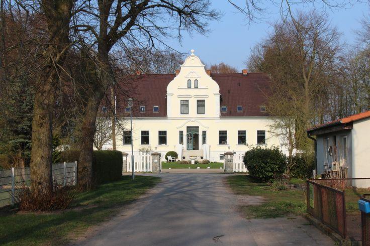 Das Gutshaus Neu Wendorf liegt in der Nähe von Rostock und