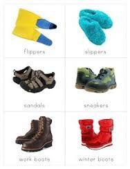 Afbeeldingsresultaat voor thema schoenen